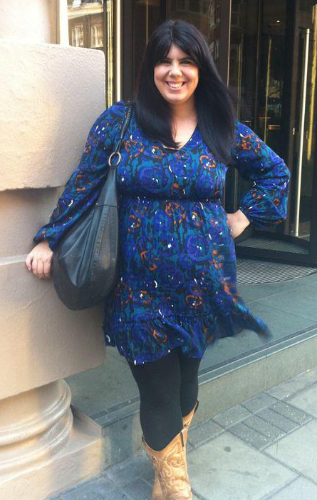 Anna Scholz Blog Exclusively Plus Size Fashion News Focus On The