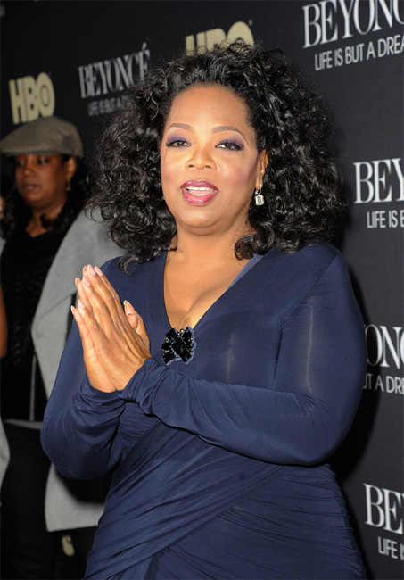 "Oprah Winfrey: ""This is a call to arms. A call to be gentle, to be forgiving, to be generous with yourself. The next time you look into the mirror, try to let go of the story line that says you're too fat or too sallow, too ashy or too old, your eyes are too small or your nose too big; just look into the mirror and see your face. When the criticism drops away, what you will see then is just you, without judgment, and that is the first step toward transforming your experience of the world."""