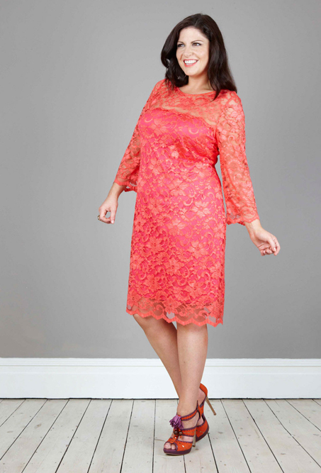 anna scholz blog: exclusively plus size fashion news | anna's