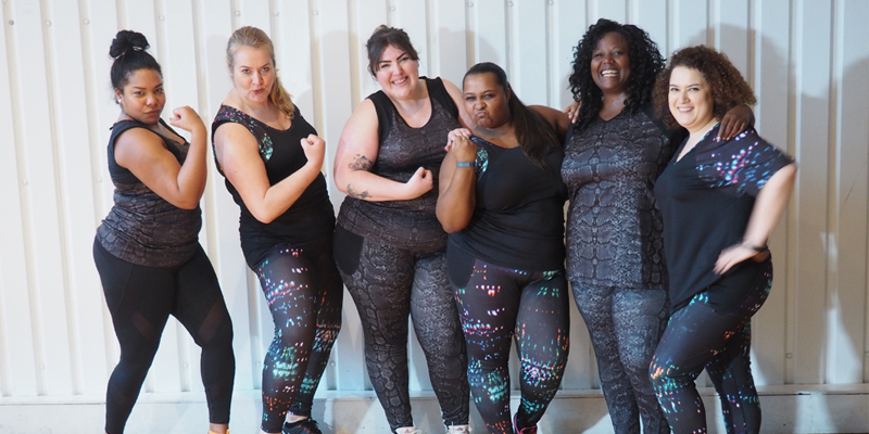 anna scholz blog: exclusively plus size fashion news | witness the